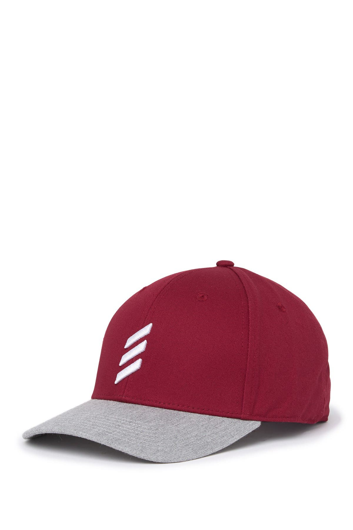 Image of Adidas Golf Bold Stripe Snap Back Hat