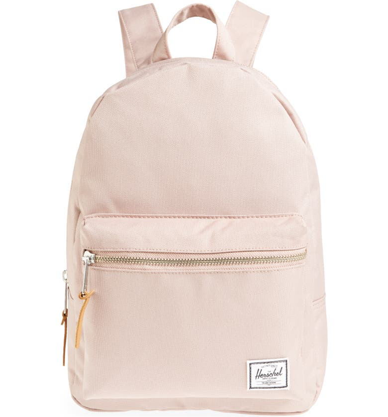 HERSCHEL SUPPLY CO. X-Small Grove Backpack, Main, color, ASH ROSE