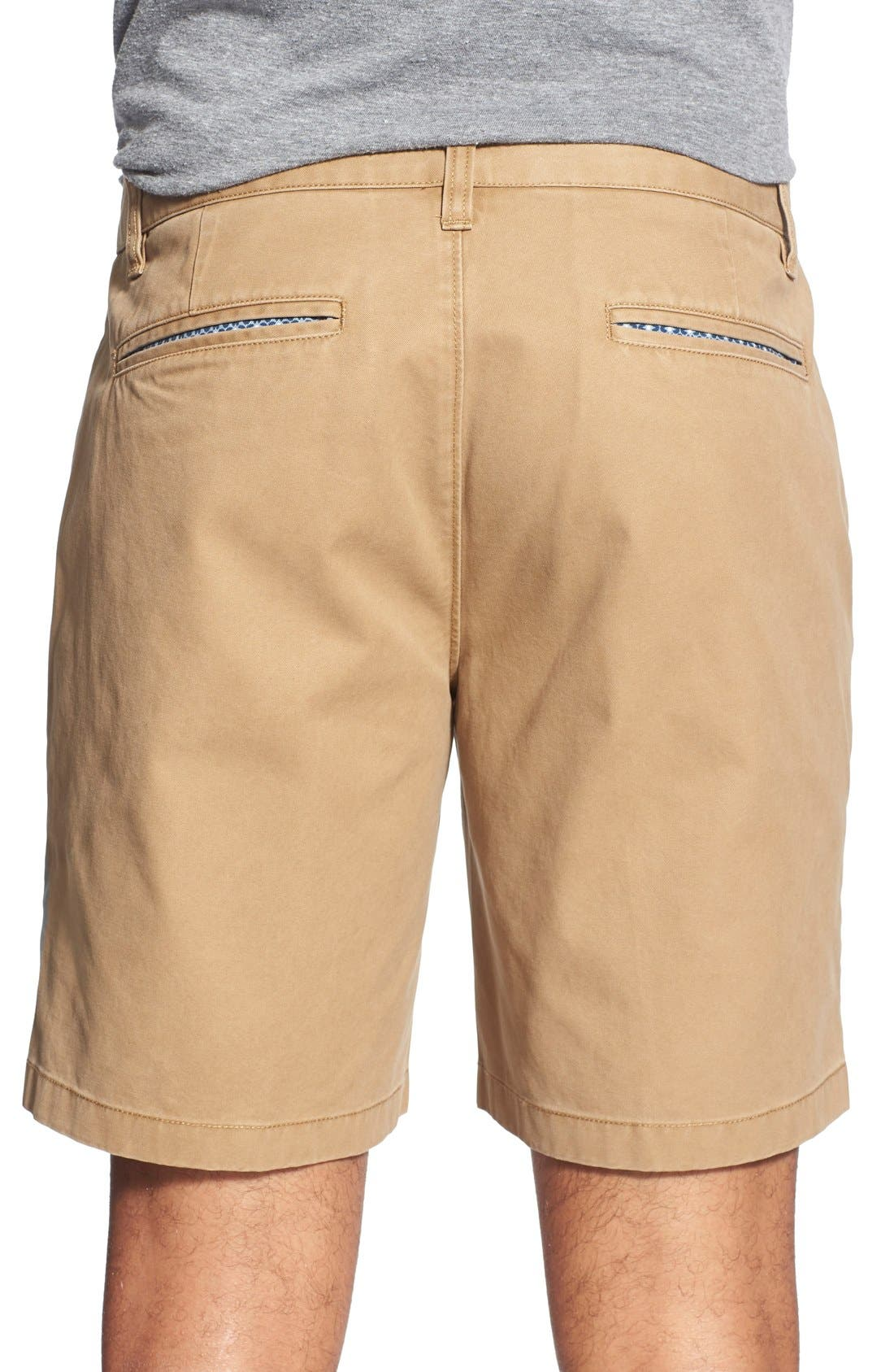 ,                             Washed Chino Shorts,                             Alternate thumbnail 27, color,                             200