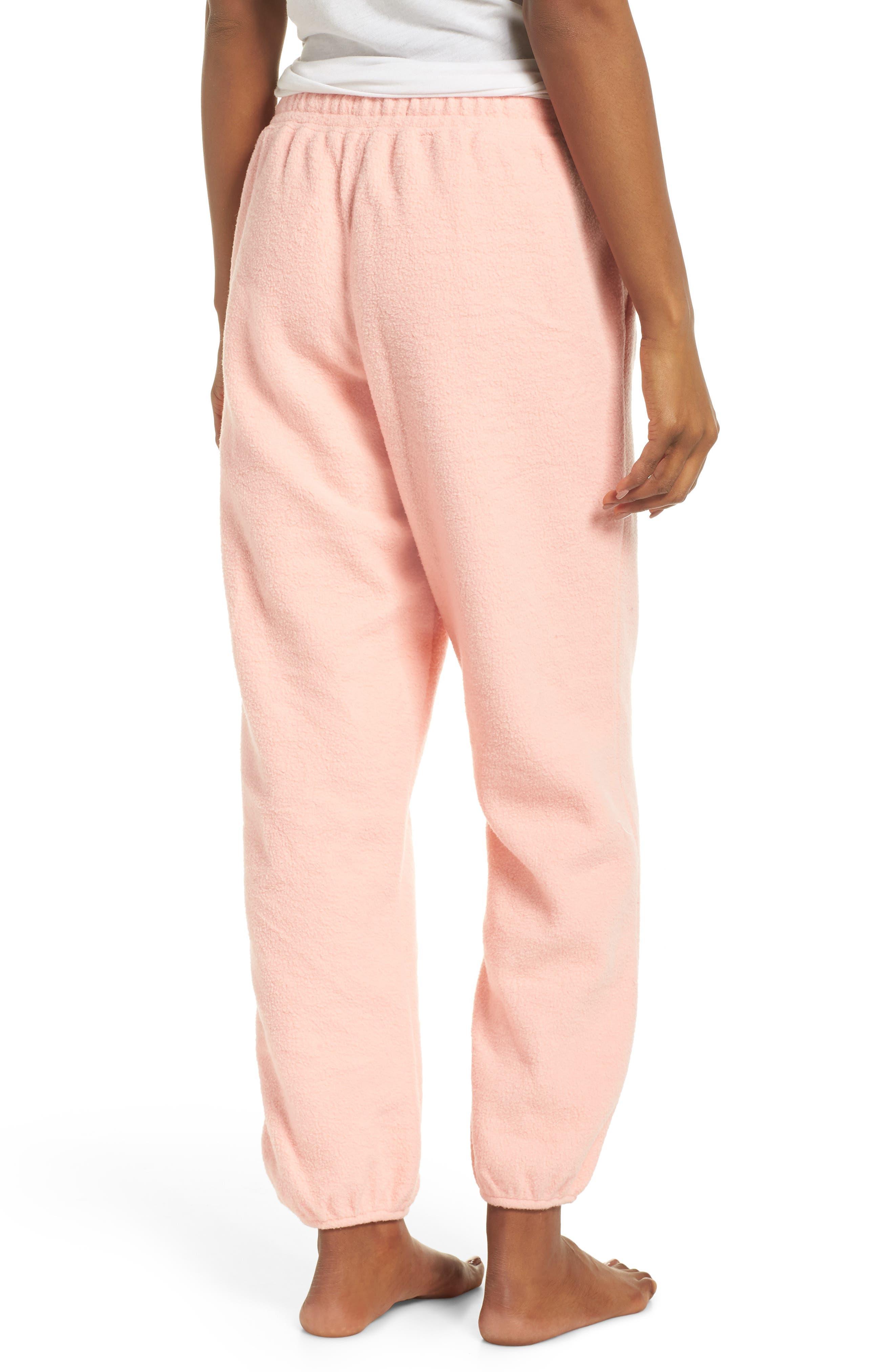 ,                             Fleece Pajama Sweatpants,                             Alternate thumbnail 19, color,                             650
