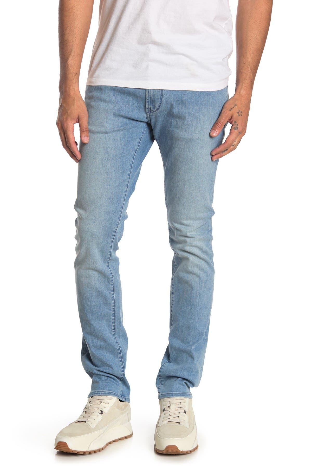 navy $45.00 BLKWD The Standard Jeans BW0001NVY