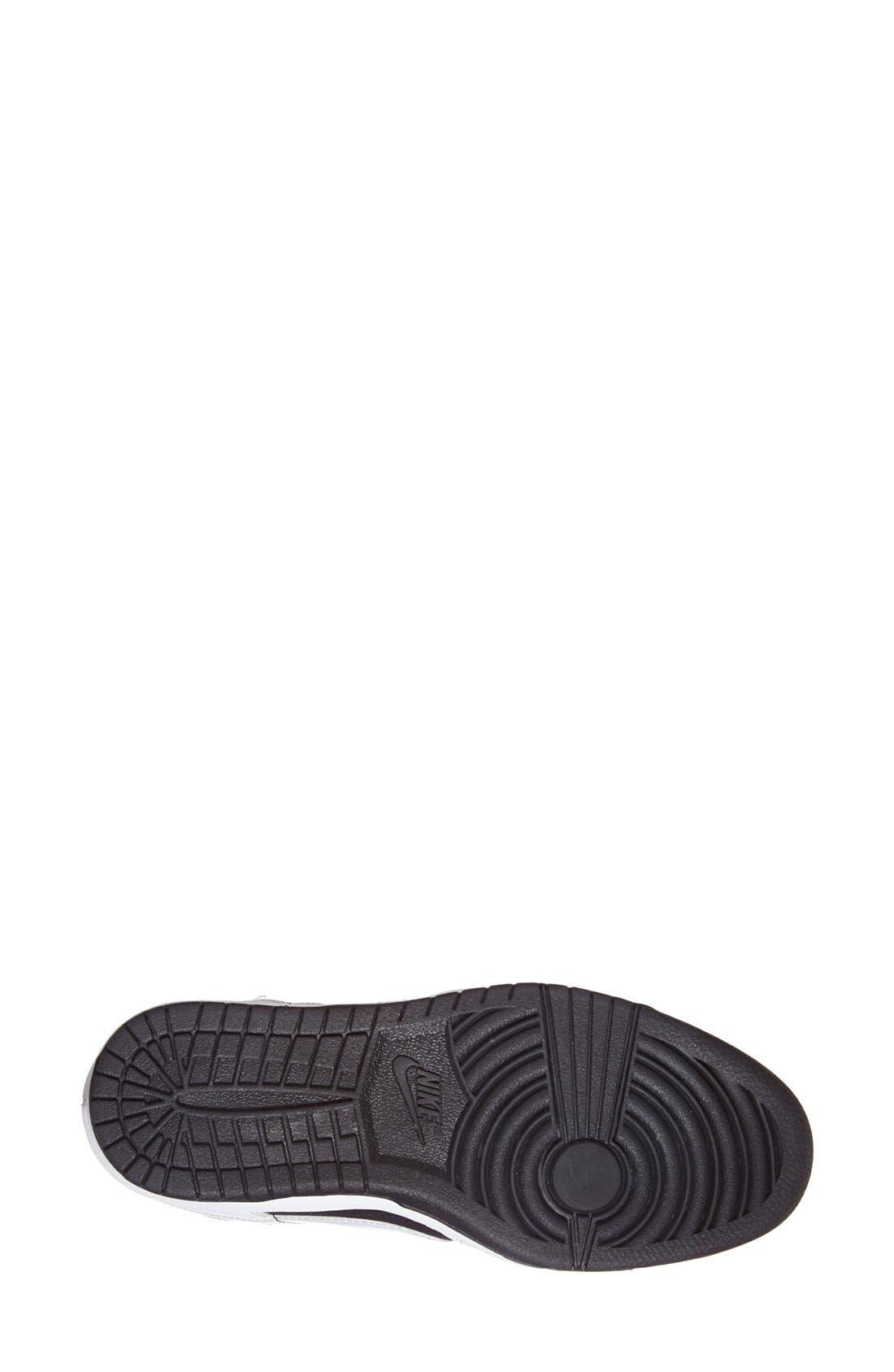 ,                             'Dunk Sky Hi - Essential' Wedge Sneaker,                             Alternate thumbnail 12, color,                             007