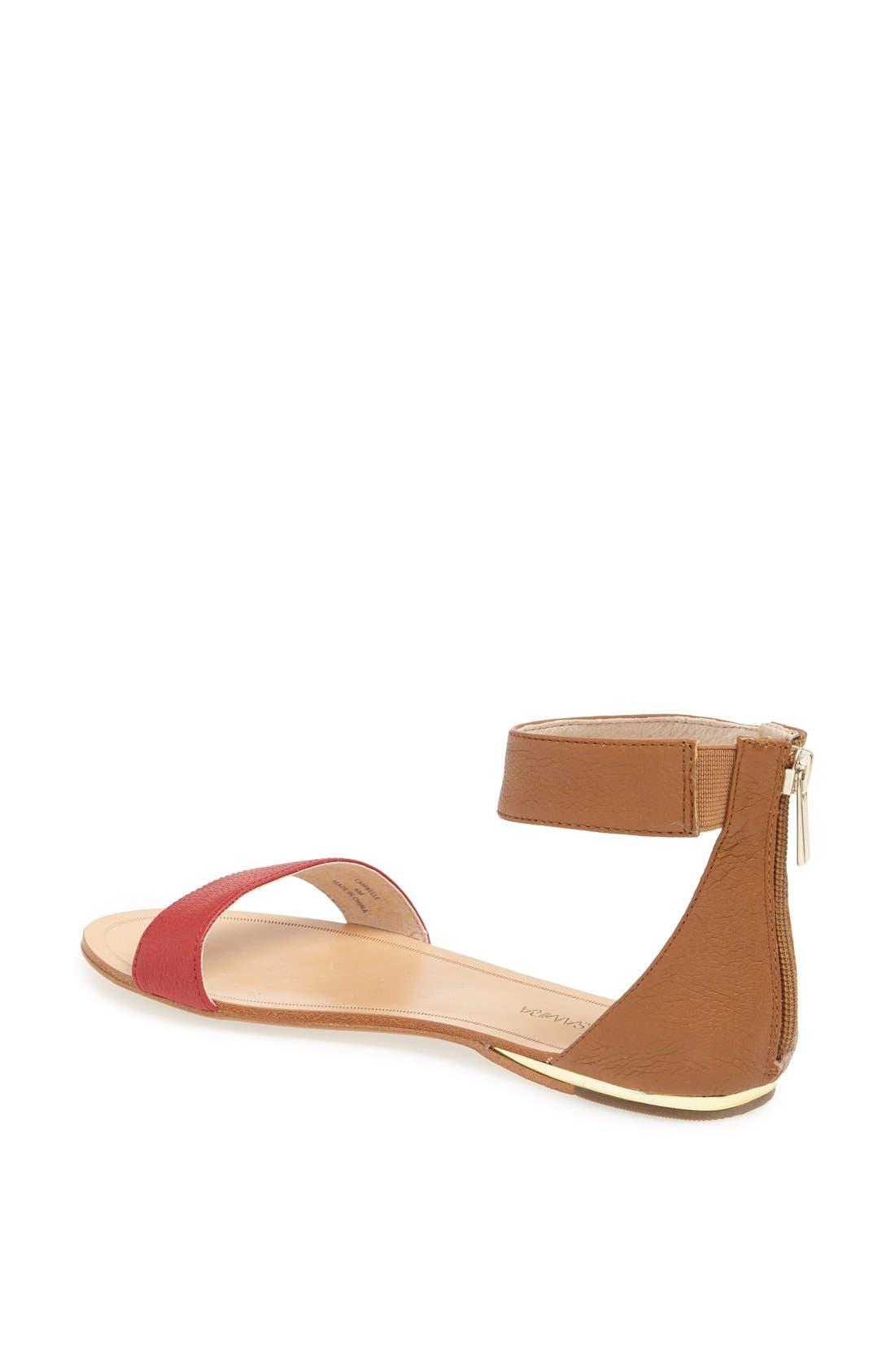,                             'Cambelle' Ankle Strap Sandal,                             Alternate thumbnail 32, color,                             210