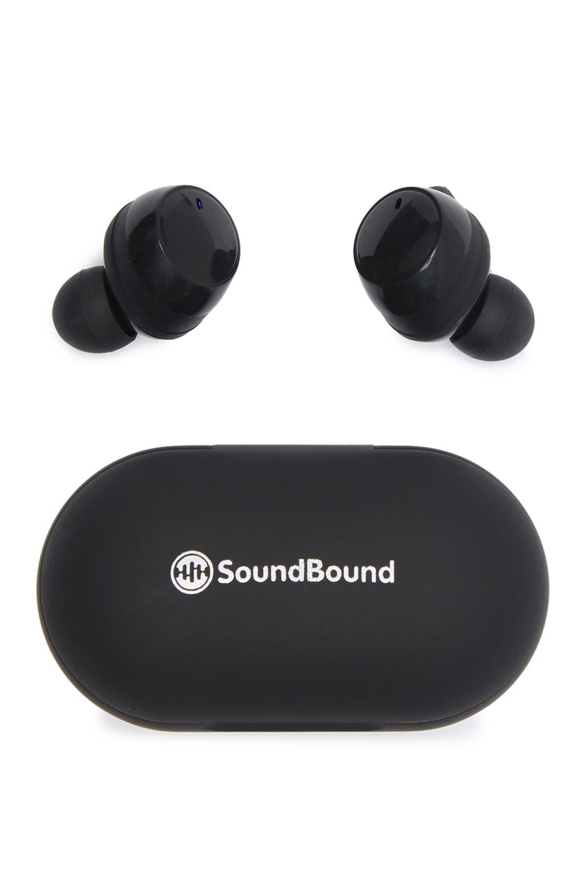 Image of LIFEWARE SoundBound True Wireless Stereo Rubberized Sport Sweat Resistant Earbuds