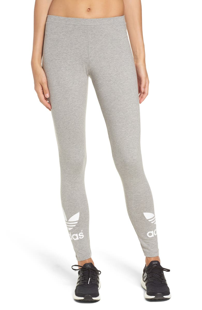 ADIDAS Originals Logo Leggings, Main, color, 035