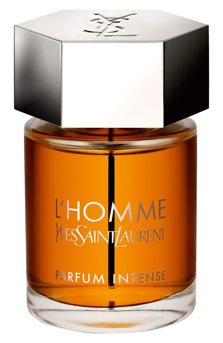 YVES SAINT LAURENT 'L'Homme Intense' Eau de Parfum, Main, color, NO COLOR