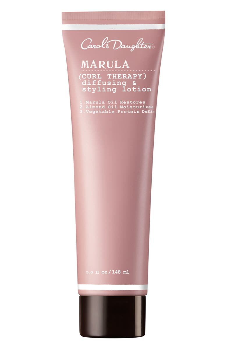 CAROL'S DAUGHTER<SUP>®</SUP> Marula Curl Therapy Diffusing & Styling Lotion, Main, color, 000