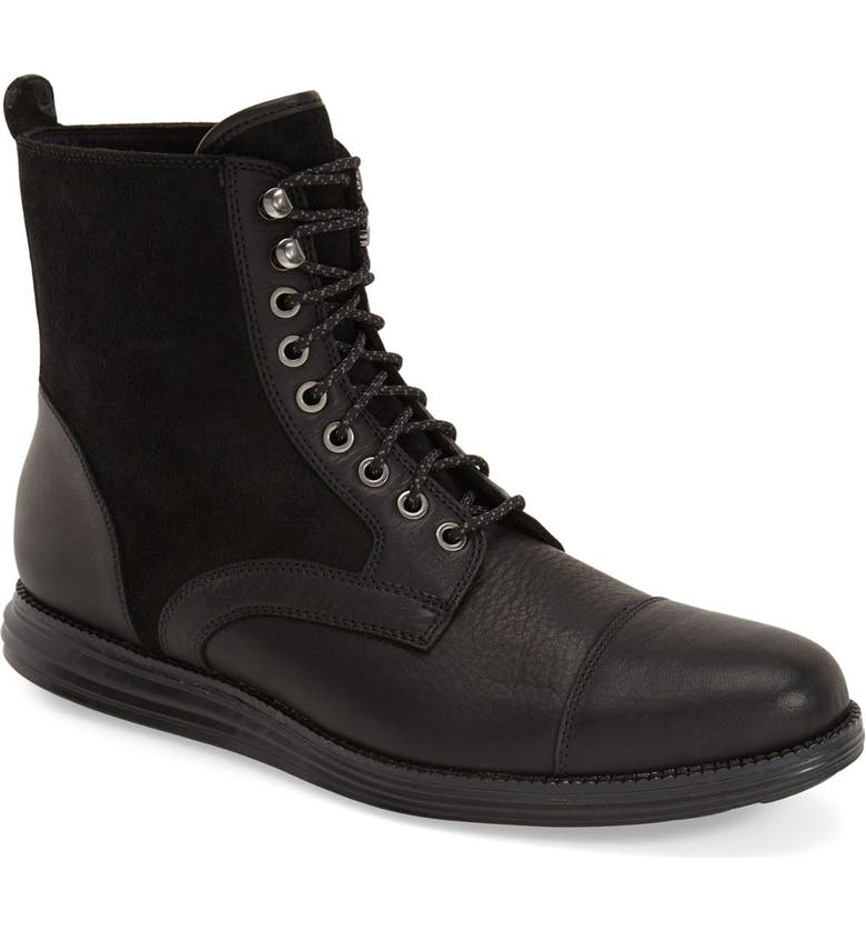 how to get full range of specifications best sell 'LunarGrand' Cap Toe Boot
