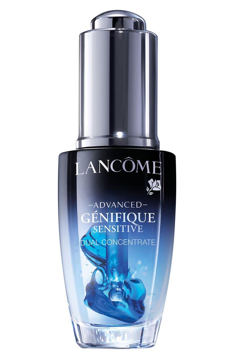 LANCÔME Advanced Génifique Sensitive Dual Concentrate Serum, Main, color, NO COLOR