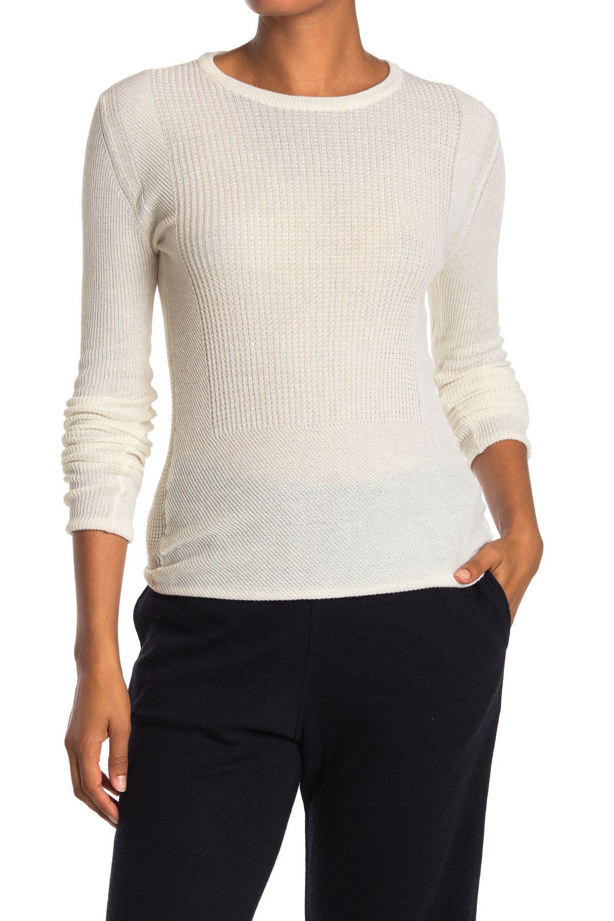 Image of Billy Reid Fine Gauge Sweater