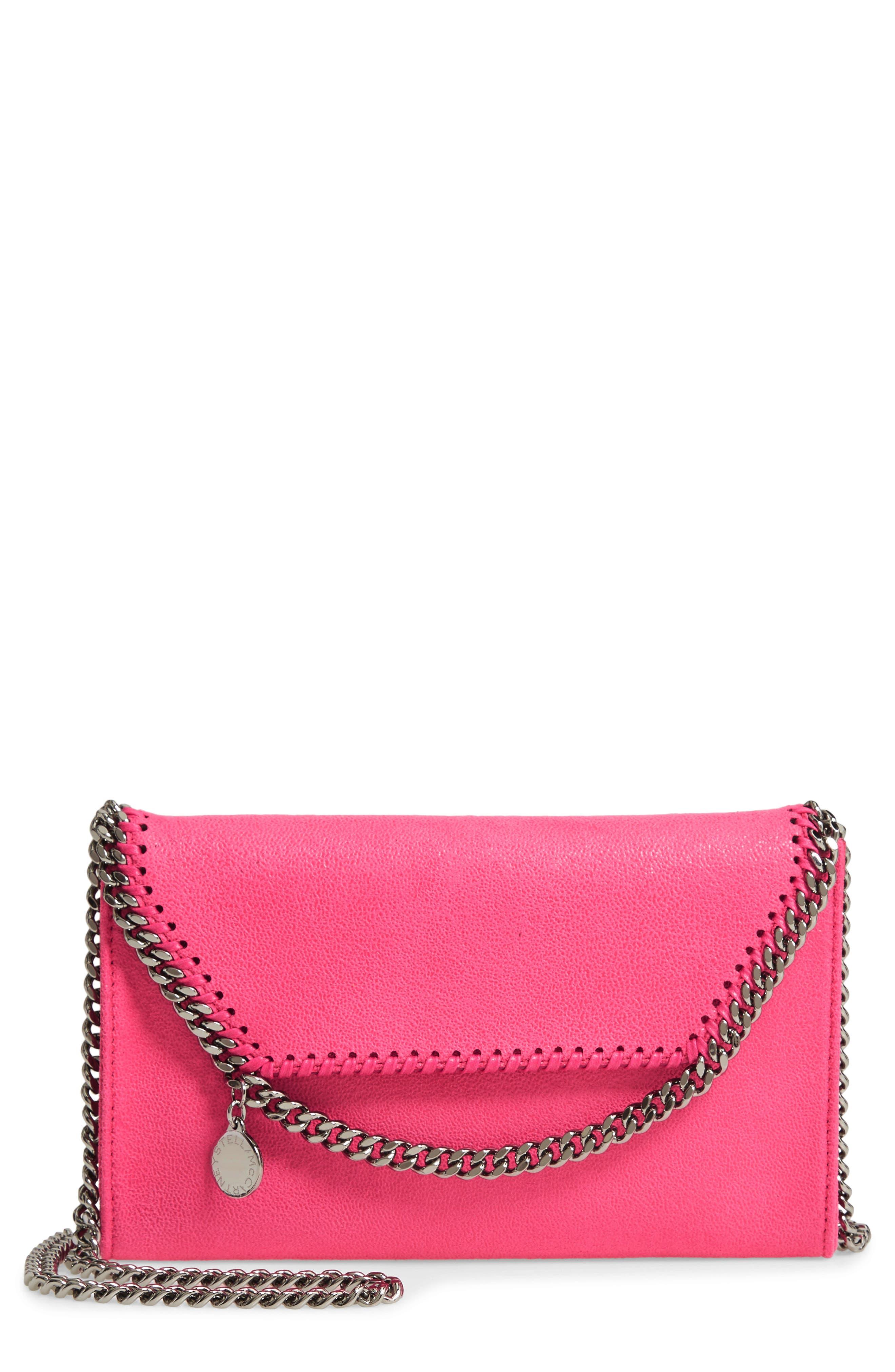 Stella McCartney Mini Falabella Shaggy Dear Faux Leather Crossbody Bag   Nordstrom