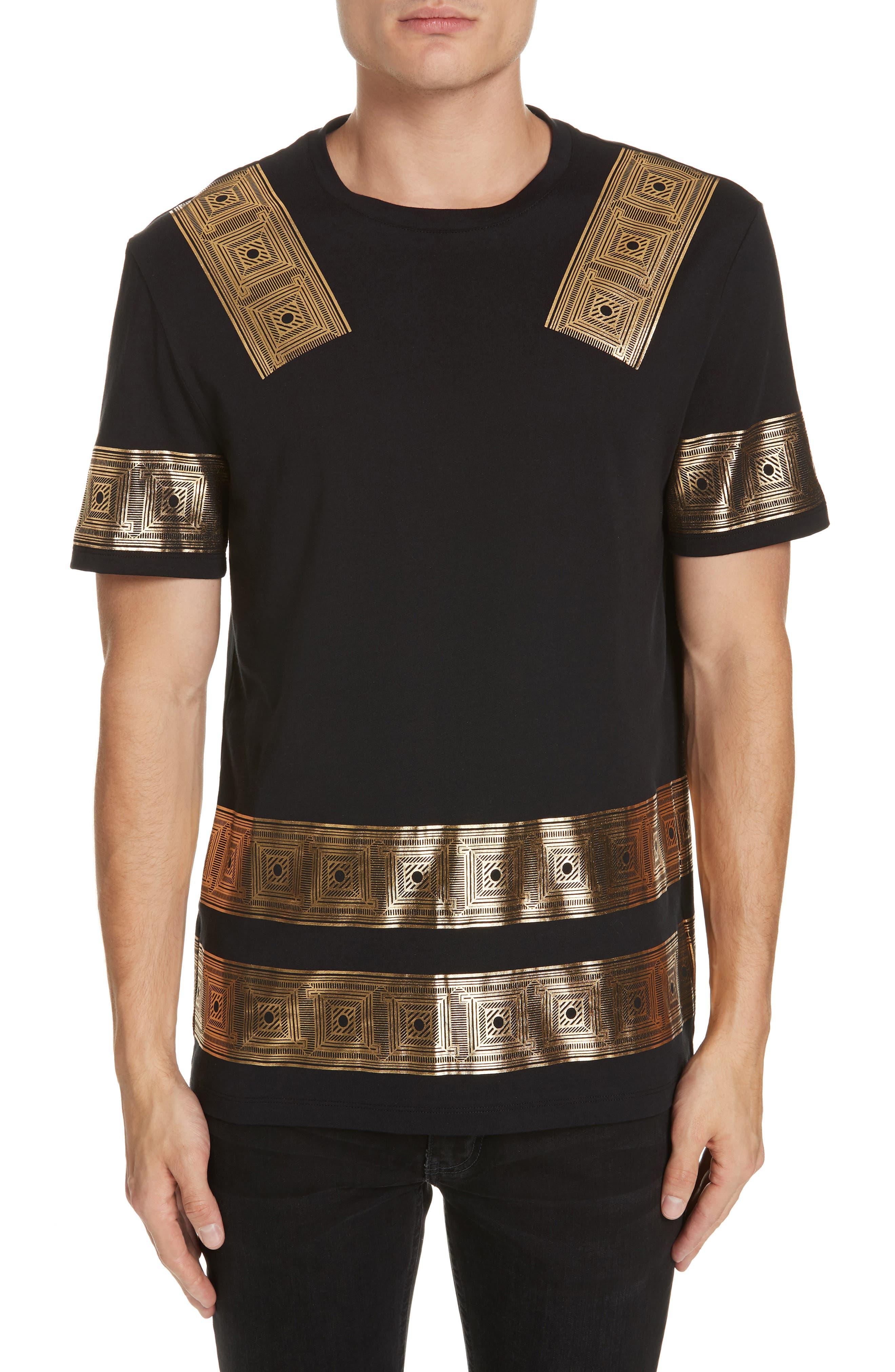 68897395 Versace Men's T-Shirts, stylish comfort clothing