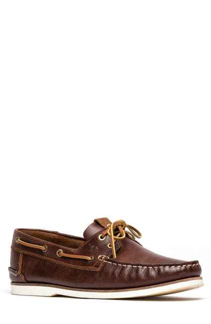 Image of RODD AND GUNN Governors Bay Boat Shoe