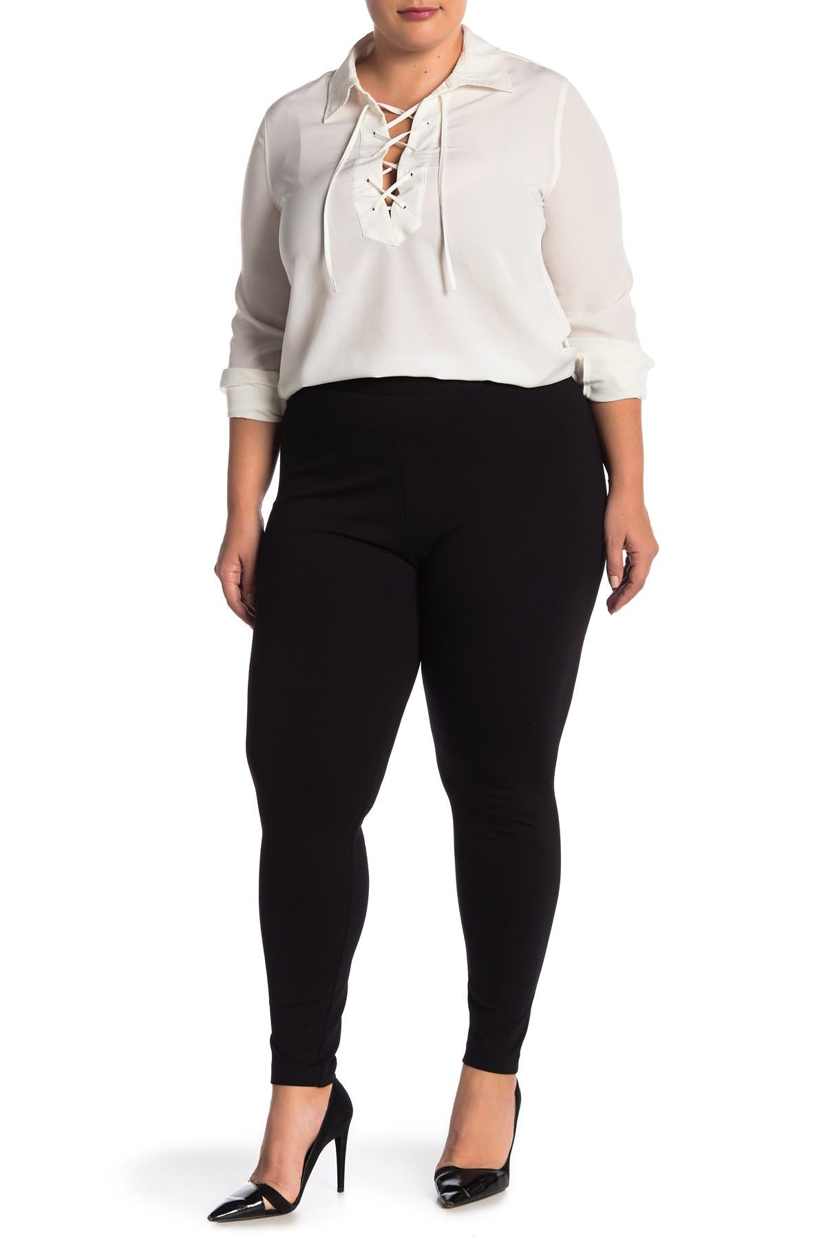 Image of Vince Camuto Ponte Leggings