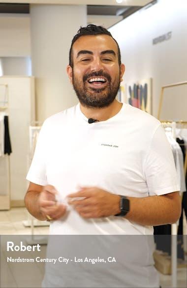 Bailey Stripe Minidress, sales video thumbnail