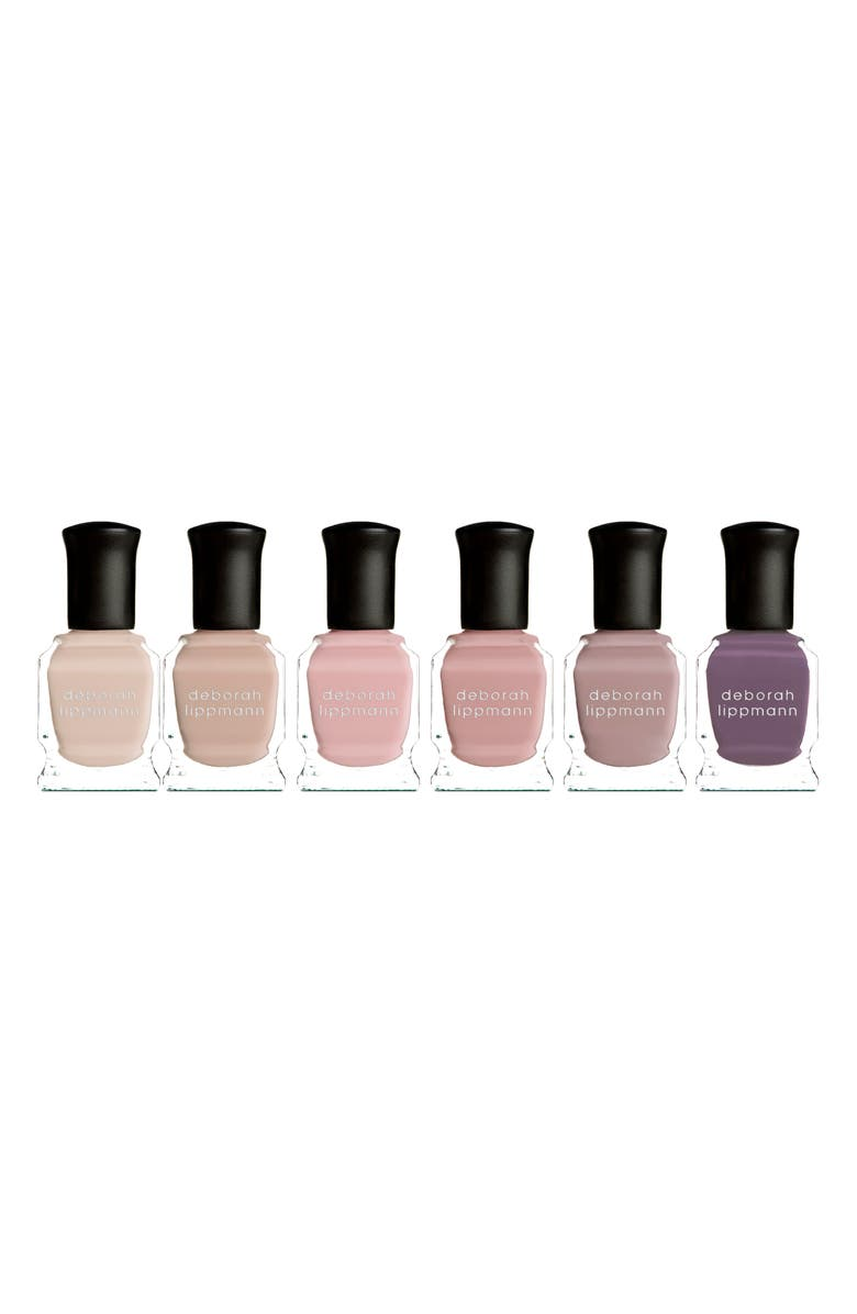 DEBORAH LIPPMANN Bed of Roses Gel Lab Pro Nail Color Set, Main, color, 650
