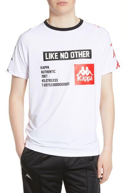 Kappa T-shirts AUTHENTIC BASTIL T-SHIRT