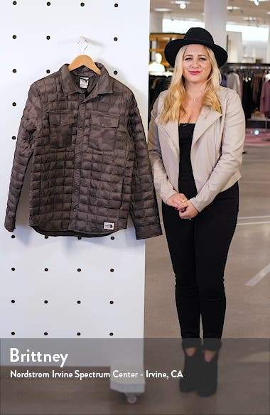 ThermoBall<sup>™</sup> Eco Snap Jacket, sales video thumbnail