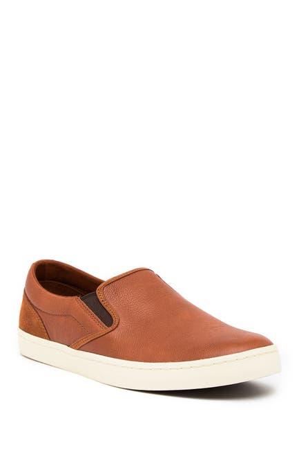 Image of Cole Haan Nantucket Deck Leather Slip-On Sneaker