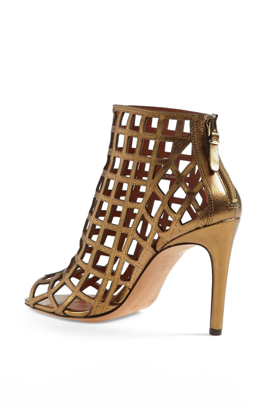 ,                             'Elenora' Cage Bootie,                             Alternate thumbnail 18, color,                             221