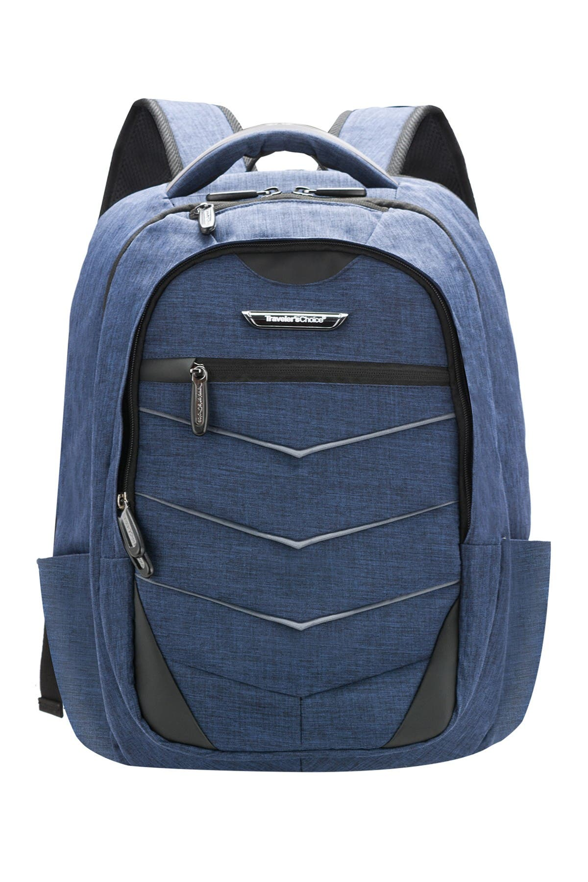 Image of Traveler's Choice Silverwood Computer Backpack