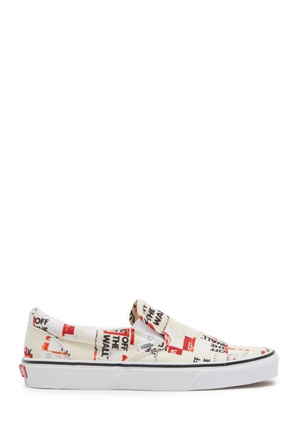 Image of VANS Packing Tape Classic Slip-On Sneaker