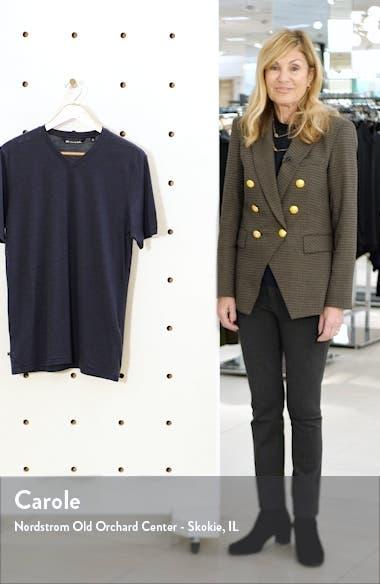 Trumbull V-Neck T-Shirt, sales video thumbnail