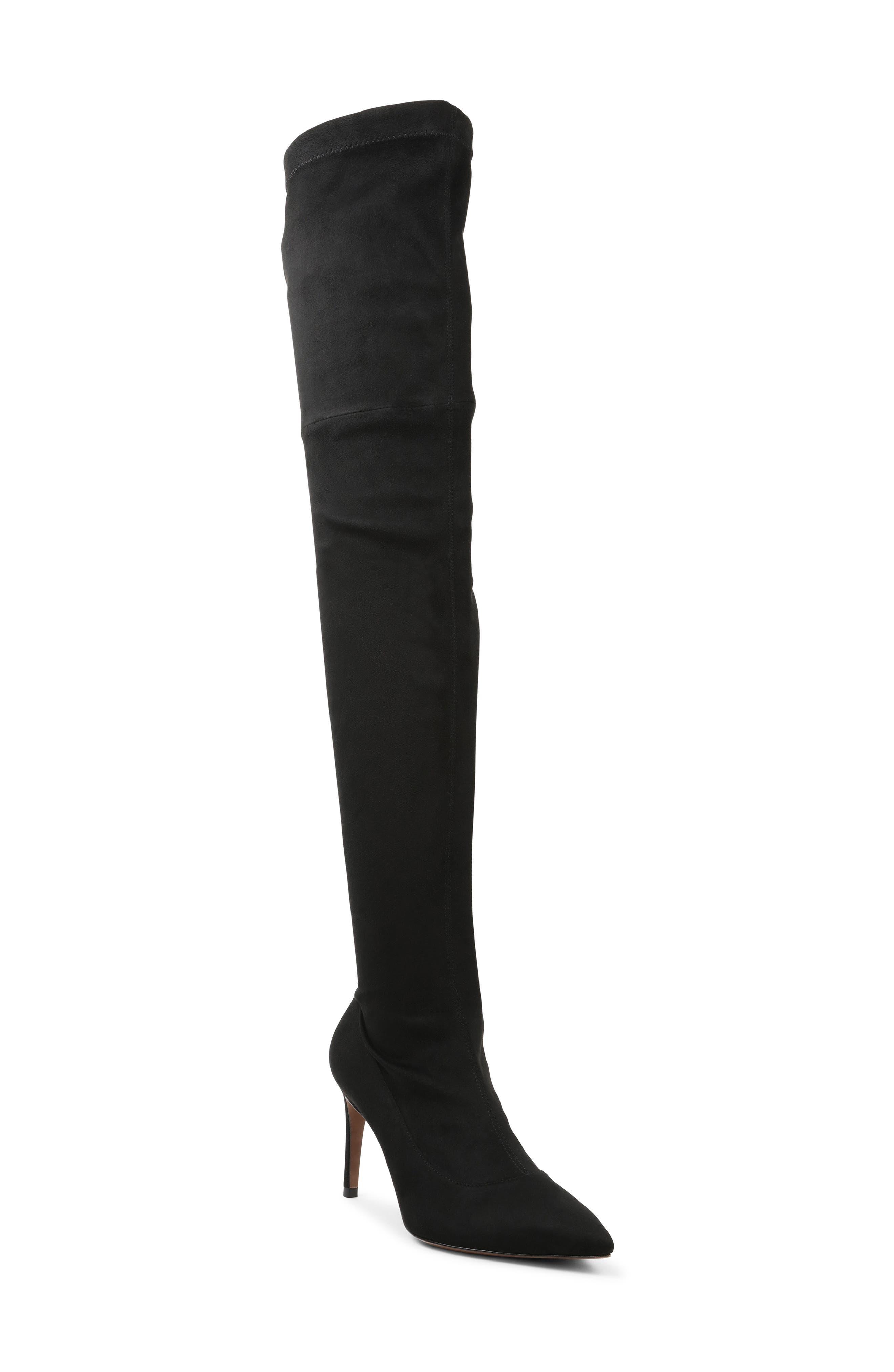 Lisa Thigh High Boot
