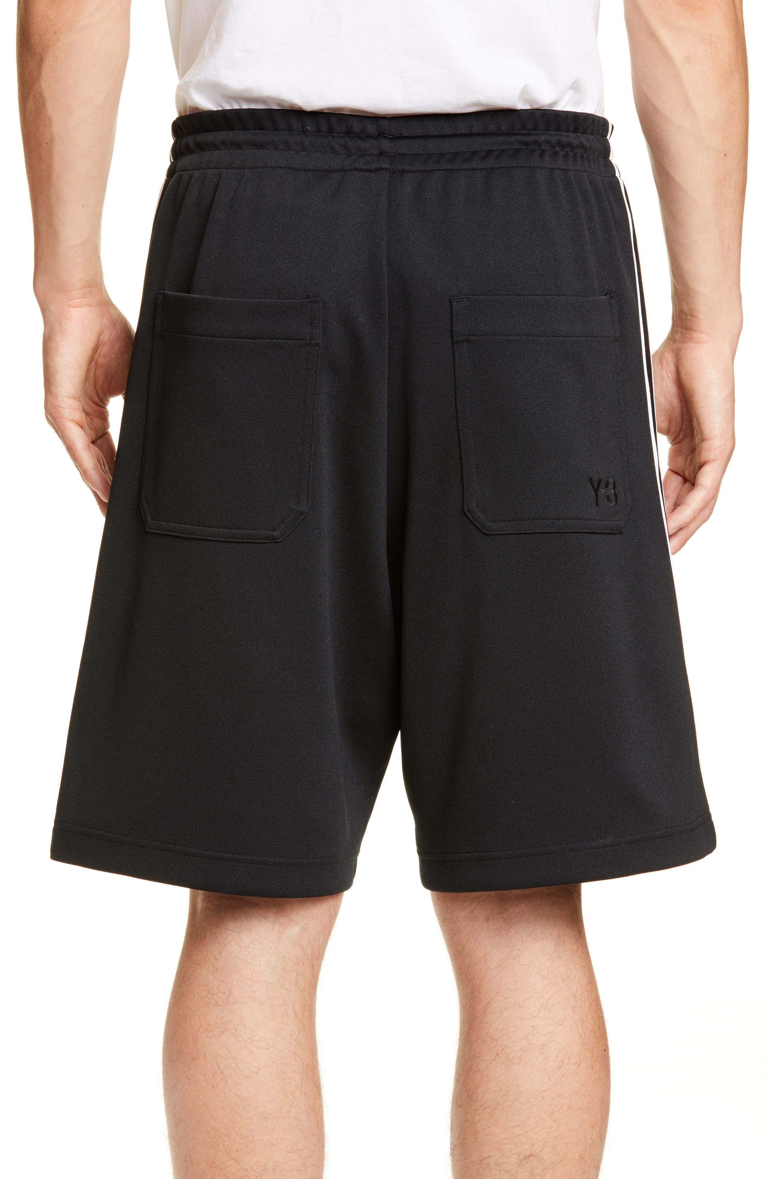 ,                             Stripe Shorts,                             Alternate thumbnail 2, color,                             BLACK