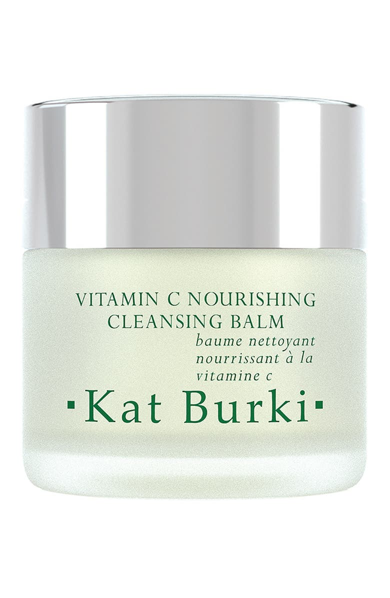 KAT BURKI Vitamin C Nourishing Cleansing Balm, Main, color, NO COLOR