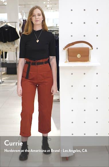 Chelsea Leather Convertible Shoulder Bag, sales video thumbnail