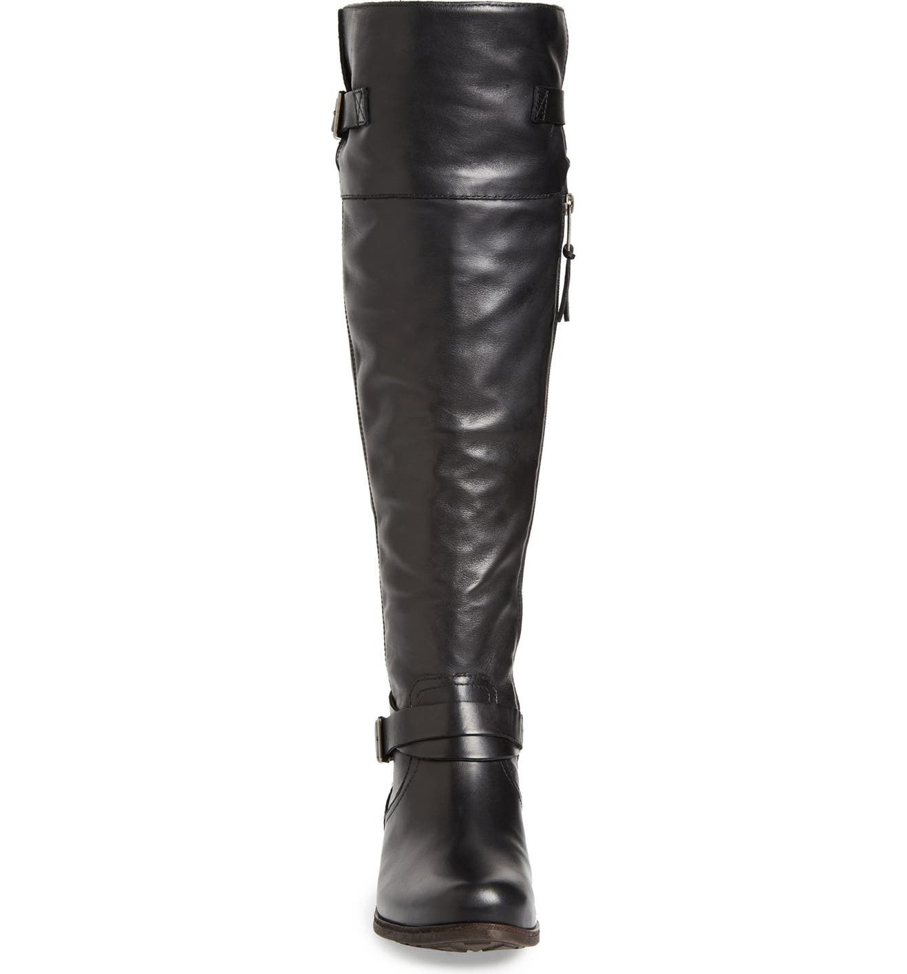 f9799f0b630 'Bess' Over the Knee Boot