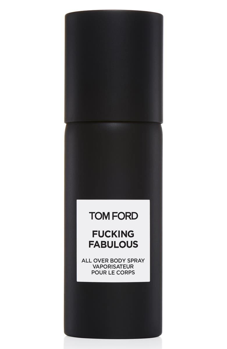 TOM FORD Fabulous All Over Body Spray, Main, color, NO COLOR