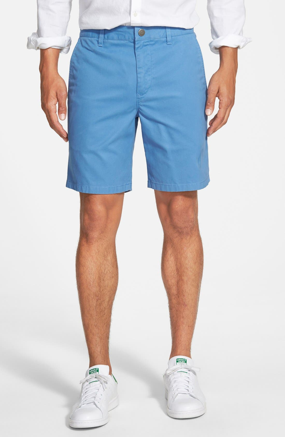 ,                             Washed Chino Shorts,                             Alternate thumbnail 59, color,                             410