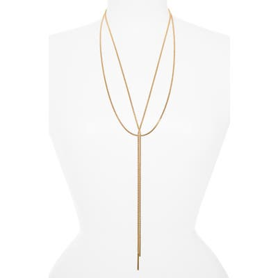 Halogen Snake Chain Layered Necklace