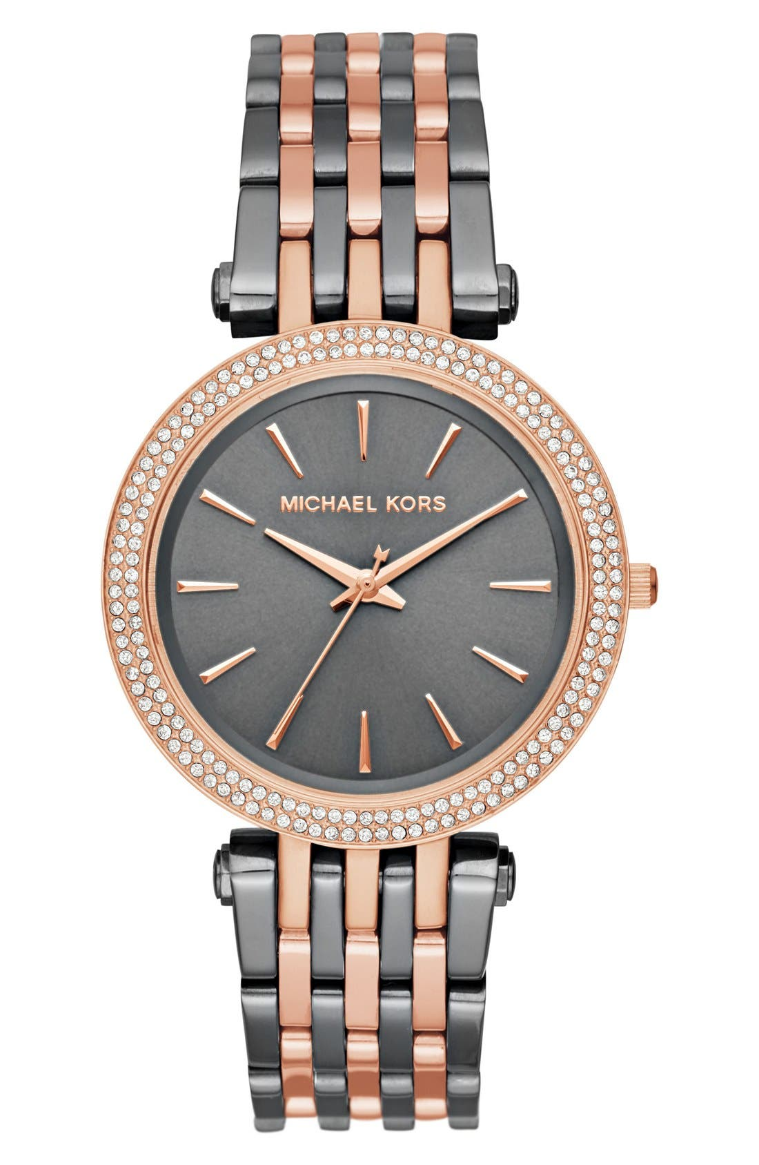 ,                             'Darci' Round Bracelet Watch, 39mm,                             Main thumbnail 4, color,                             020