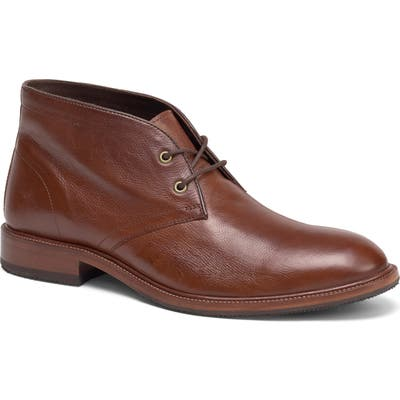 Trask Landers Chukka Boot- Brown