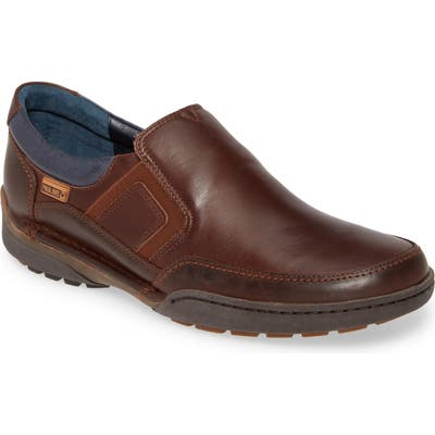 Pikolinos Estocolmo Slip-On Shoe-12 - Brown