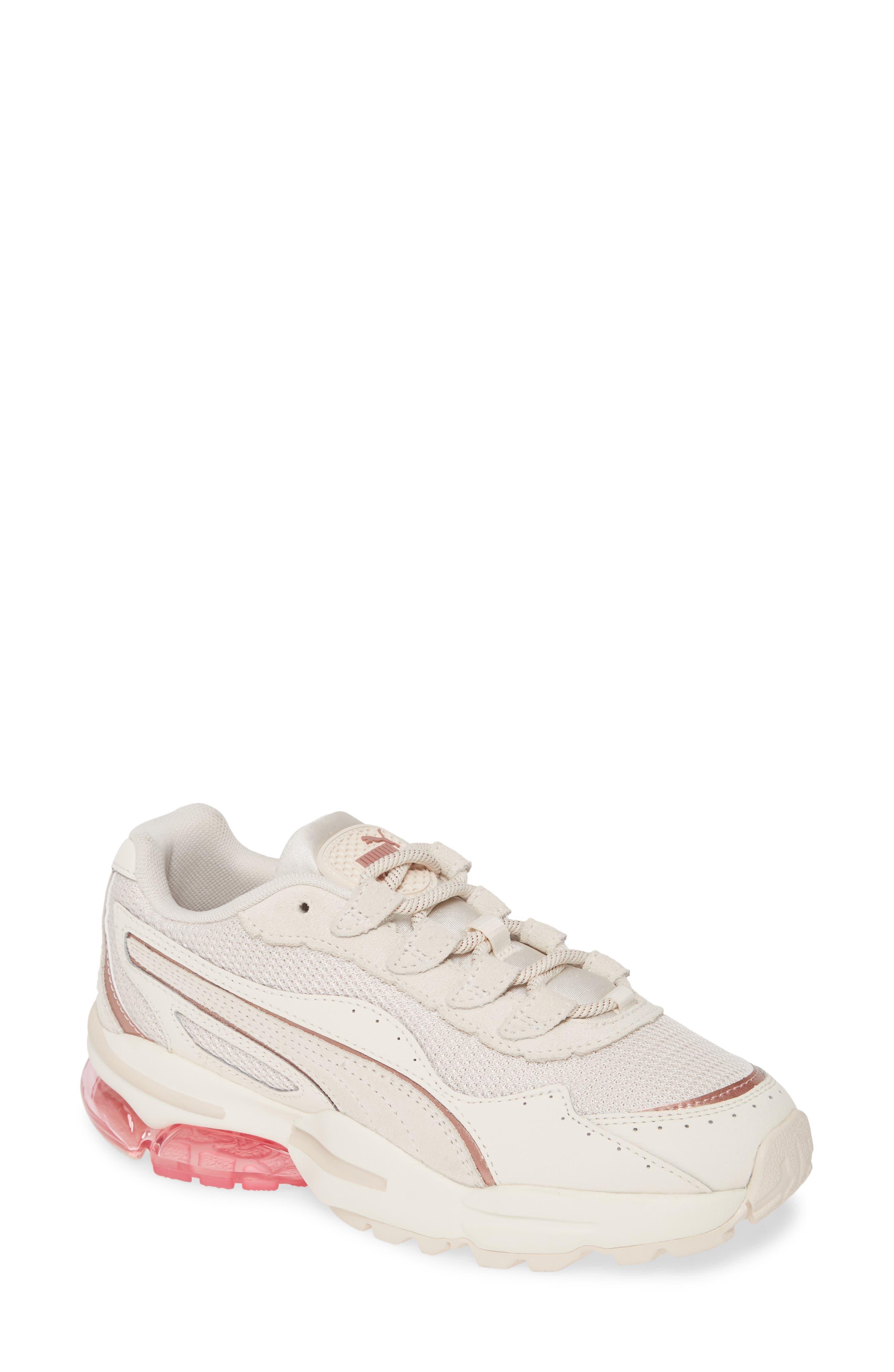 Puma Cell Stellar Soft Sneaker- Ivory
