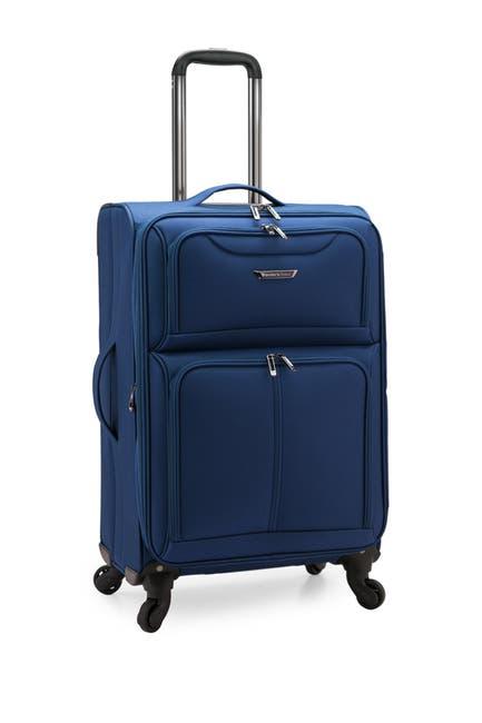 "Image of Traveler's Choice Luggage Cedar 26"" Softside Spinner"