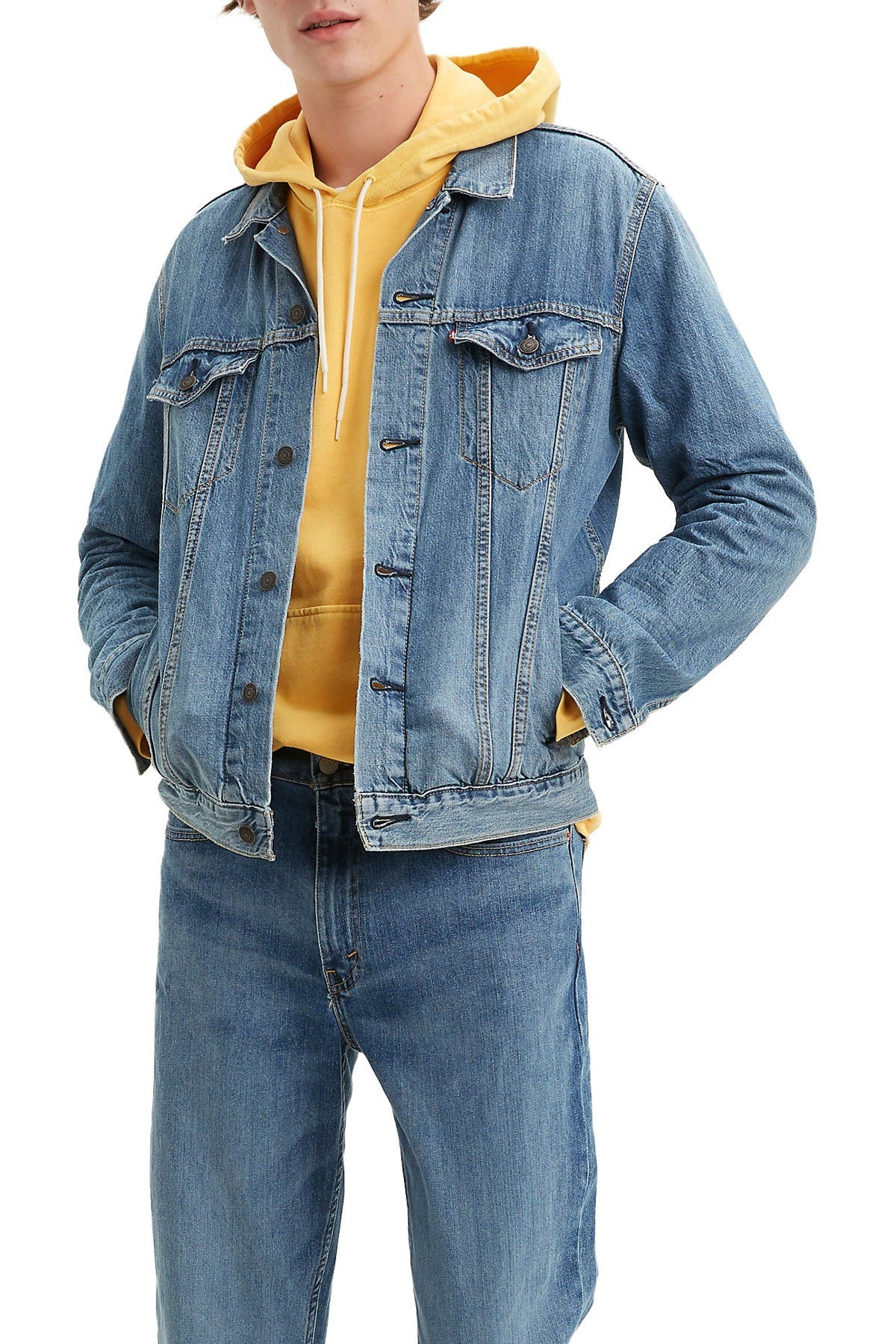 Image of Levi's The Welter Trucker Jacket