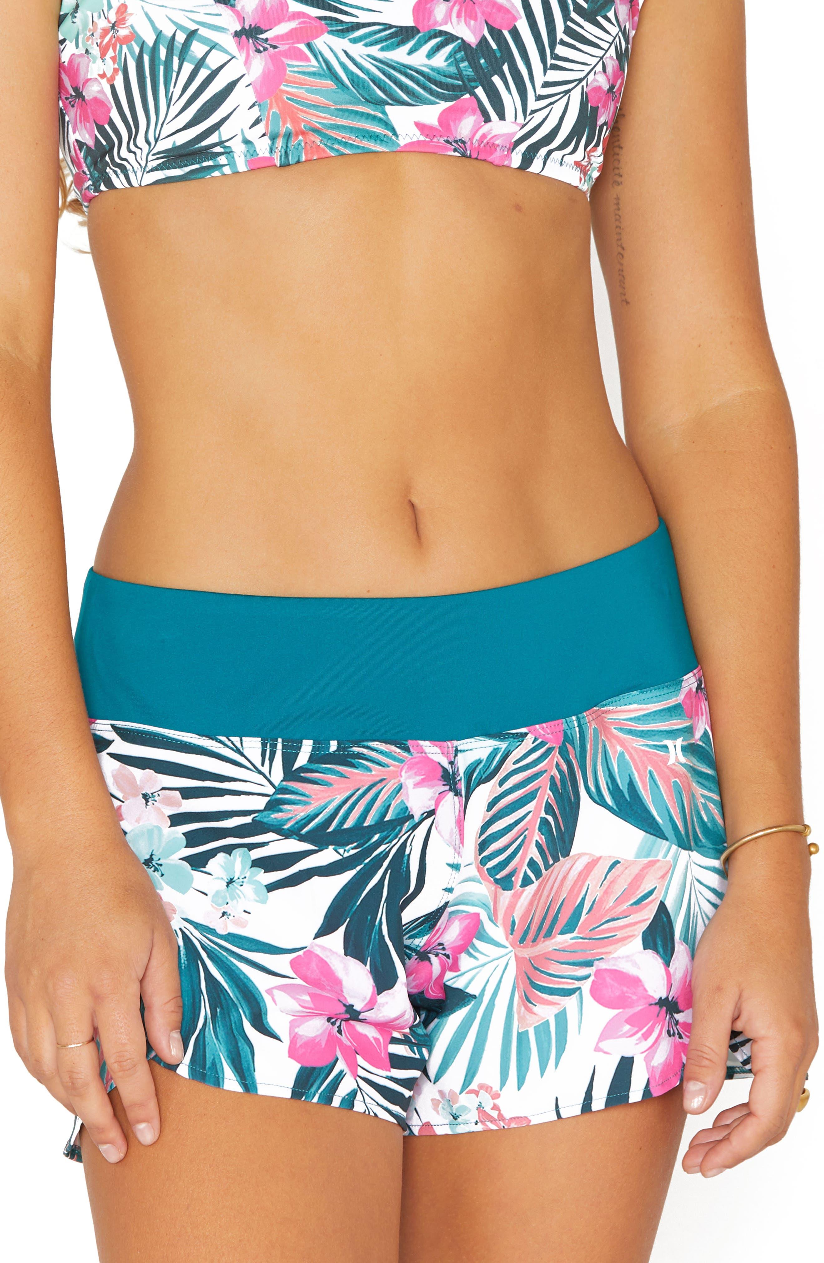 Hawaii Hideaway Swim Shorts