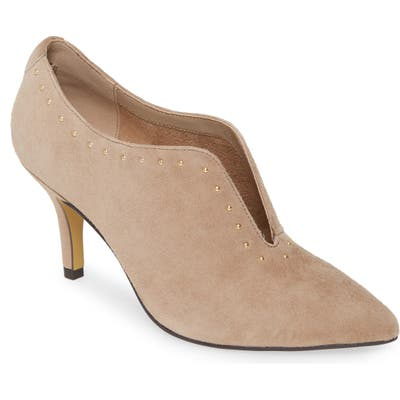 Bella Vita Dara Ankle Boot N - Beige