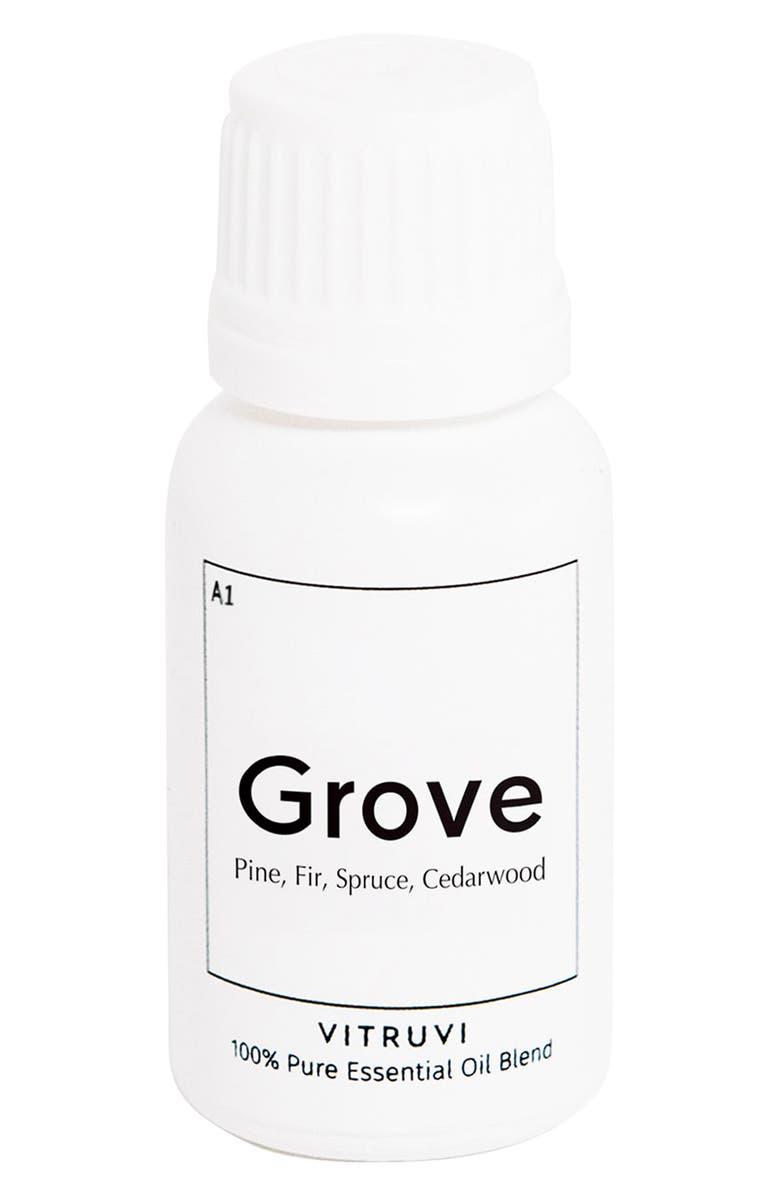 VITRUVI Grove Blend Essential Oil, Main, color, NO COLOR