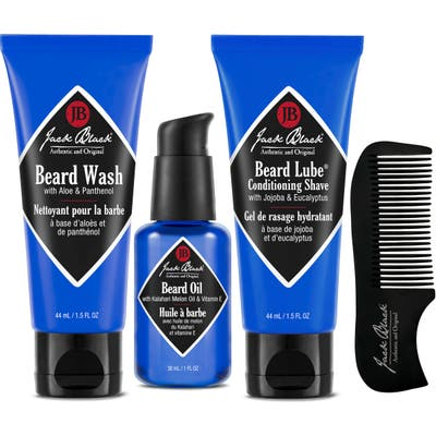 Jack Black Beard Grooming Set