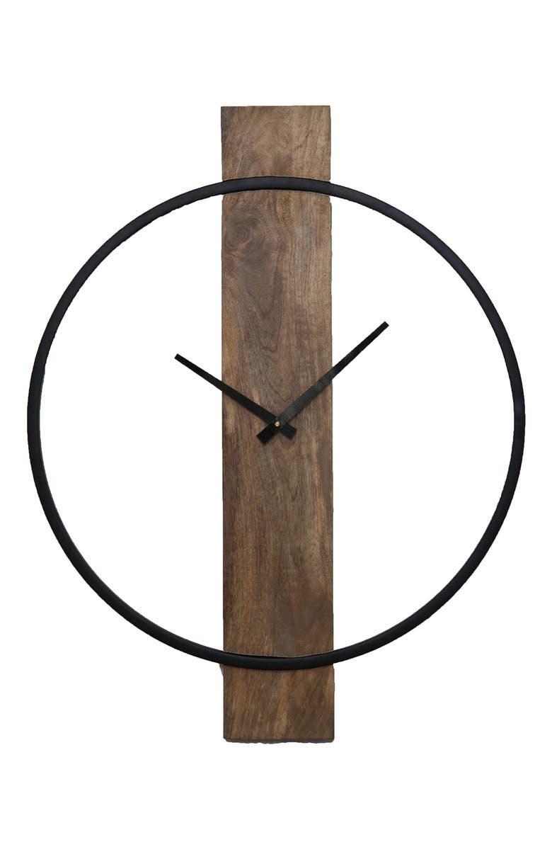 RENWIL Pearl Wall Clock, Main, color, 200