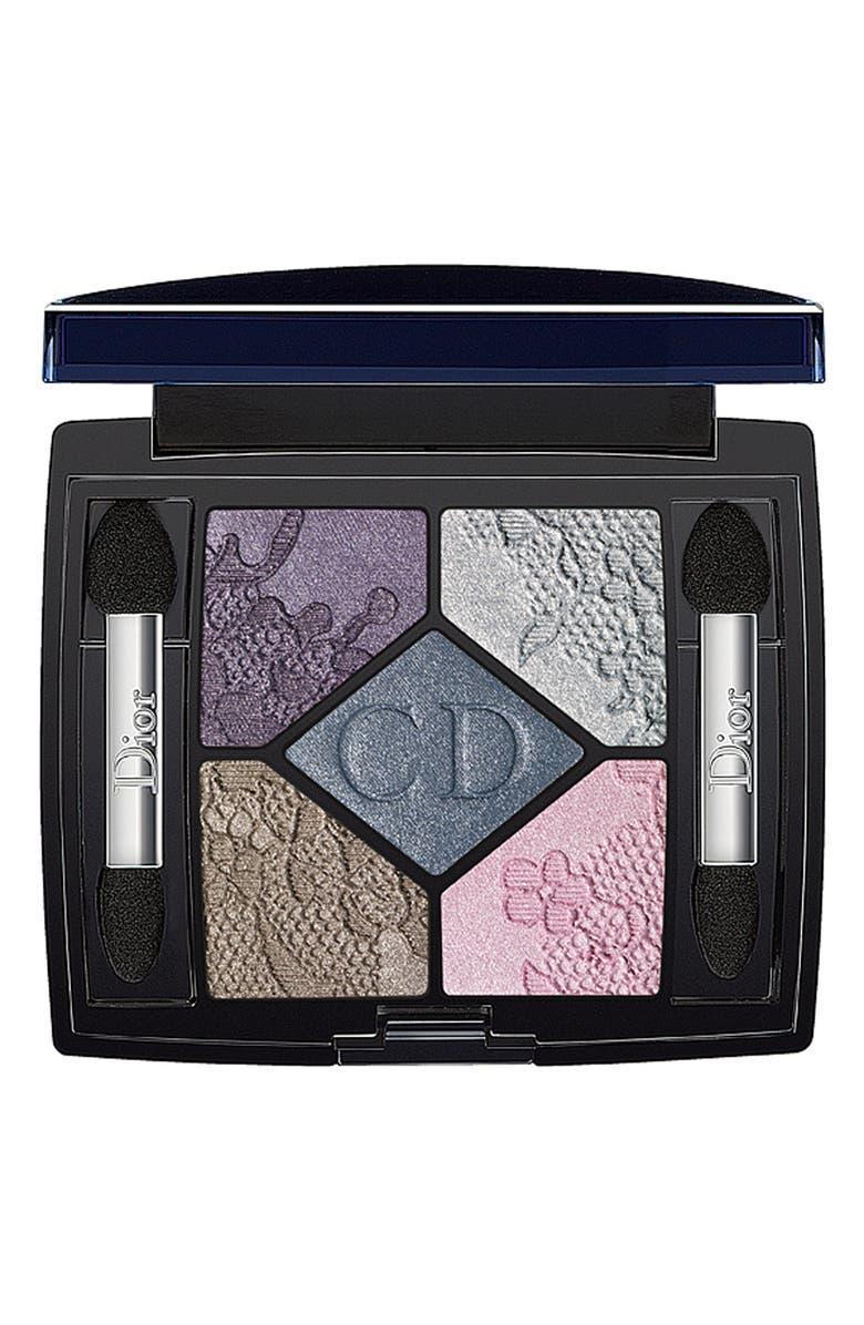 DIOR 'Dentelle' Iridescent Eyeshadow Palette, Main, color, 000