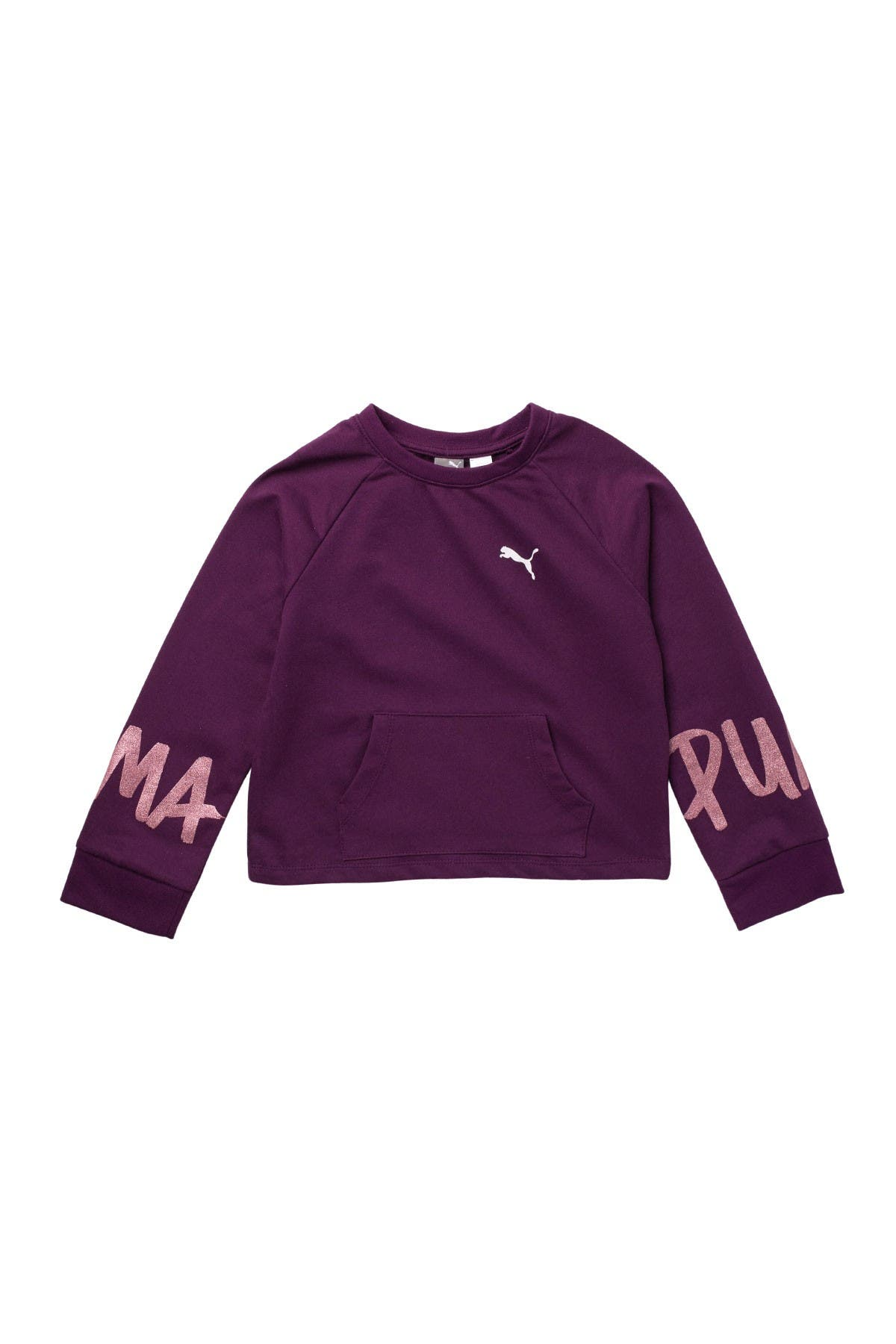 Image of PUMA Tag Pack French Terry Pullover