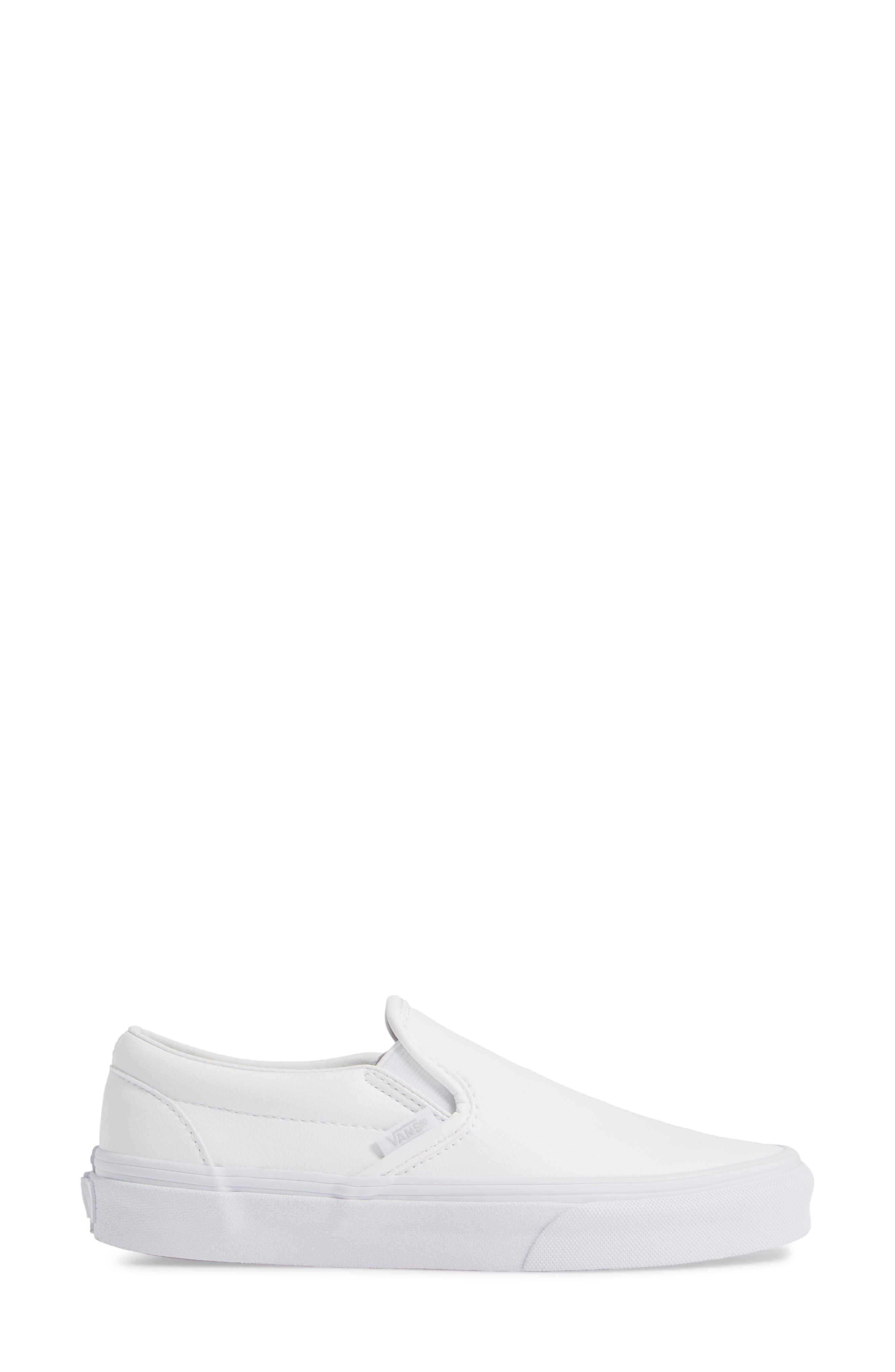 ,                             Classic Slip-On Sneaker,                             Alternate thumbnail 21, color,                             103
