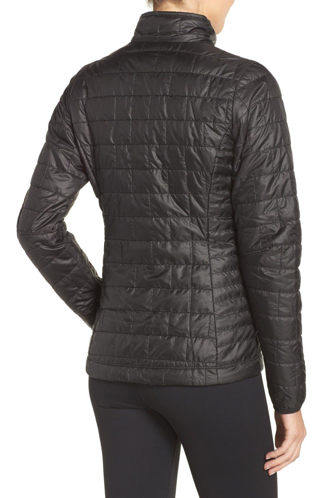 ,                             Nano Puff<sup>®</sup> Water Resistant Jacket,                             Alternate thumbnail 9, color,                             BLACK